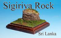 Sigiriya Rock ‐Sri Lanka‐