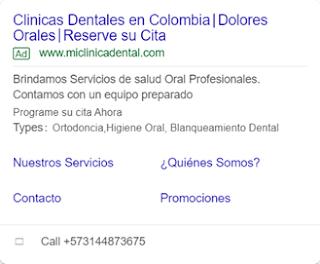 Anuncios de texto Google Ads