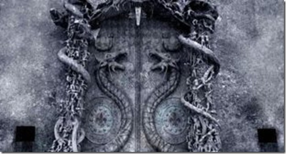 The mysterious sealed door of the ancient temple Padmanabhaswamy