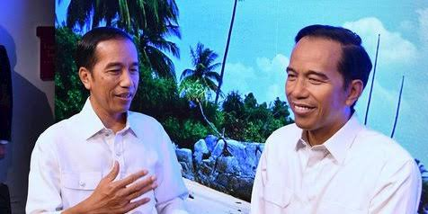 Nilai Julukan 'King of Lip Service' Terlalu Sopan, BEM STHI Sebut Jokowi 'Bapak Oligarki Indonesia'