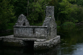 Monk's Fishing House, Cong Abbey