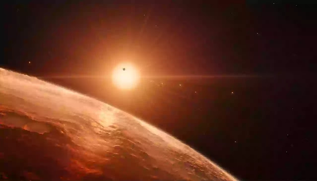 Using the Sun to Image Alien Planet
