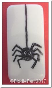 Spider Halloween Domino