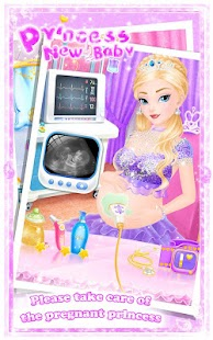Princess New Baby- screenshot thumbnail