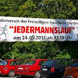 11. Zeuthener Jedermannslauf 24.09.2011