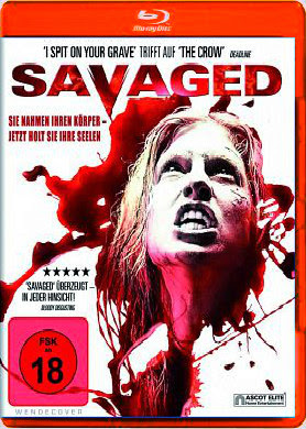 Filme Poster Savaged BRRip XviD & RMVB Legendado