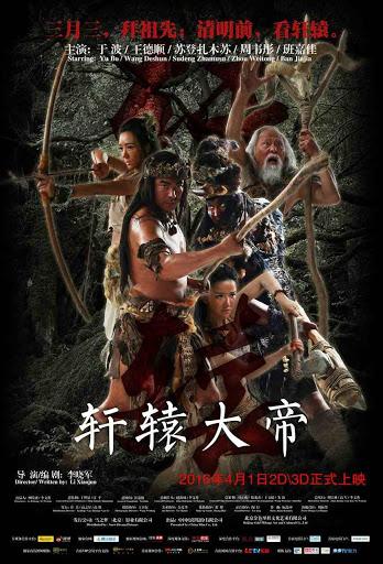 Xuan Yuan-The Great Emperor - Hiên Viên Đại Đế