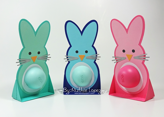 Bunny Lip Balm - Eos balm - SnapDragon Snippets - Ruthie Lopez - My Hobby My Art 4