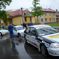 Rallysprint - Kopná 2013