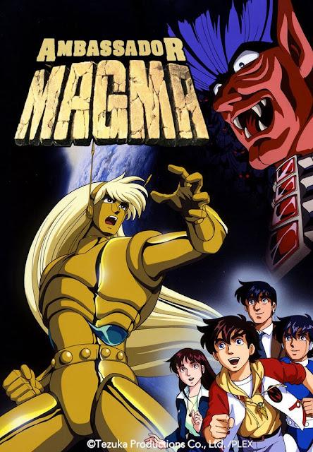 Ambassador Magma