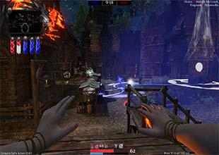 لعبة عالم السحر والقتال Grimoire Manastorm