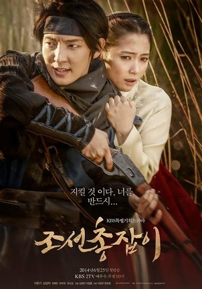 Phim Tay Súng Joseon - Joseon Gunman