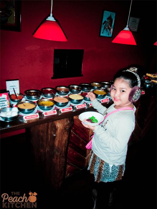 Baguio Eats: O' Mai Khan