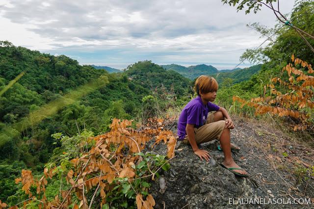 Cebu | Mt Naupa Naga