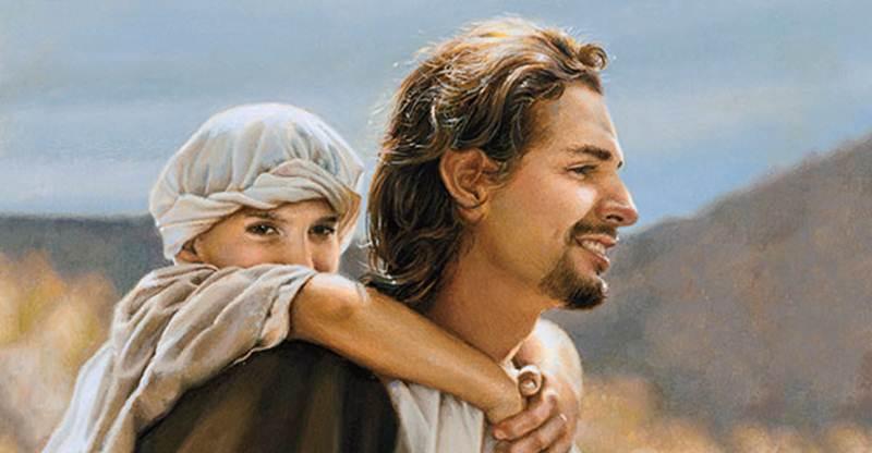 ĐỨC KI-TÔ BỒNG ẴM BẠN