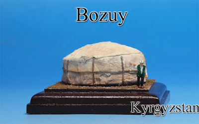 Bozuy ‐Kyrgyzstan‐