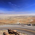 Плоская как стол пустыня Анза-Боррего