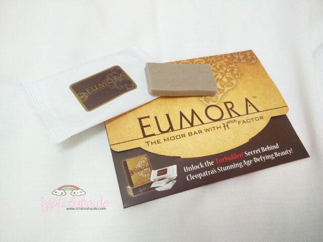 Eumora Jadikan Wajah Berseri Dalam Masa 3 Minit