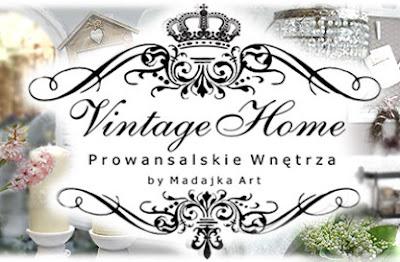 VINTAGE HOME  Prowansalskie wnętrza