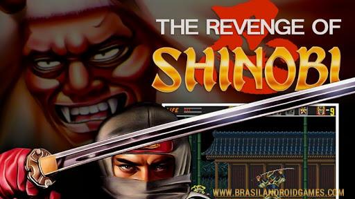 Download The Revenge of Shinobi v1.0.9 APK Full - Jogos Android
