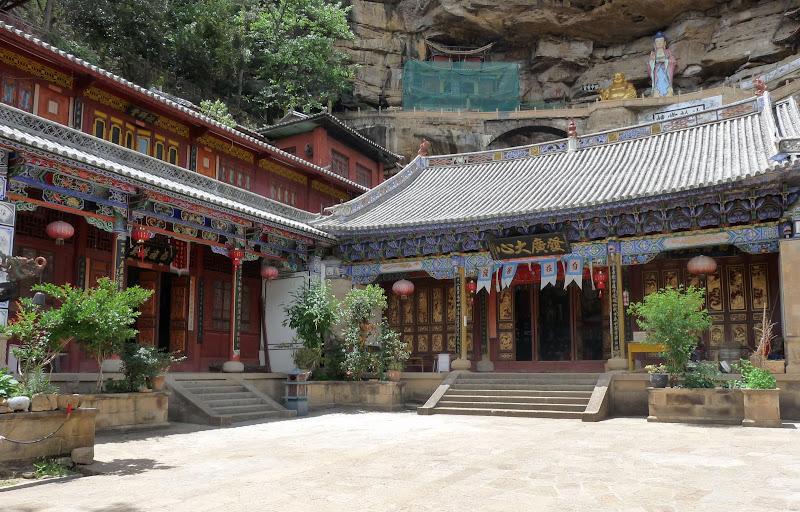 Chine . Yunnan.SHA XI 2 et retour à Lijiang - P1250035.JPG