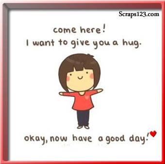 A Hug is Worth Thousand Words  Image - 4