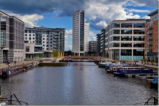 Clarence dock22