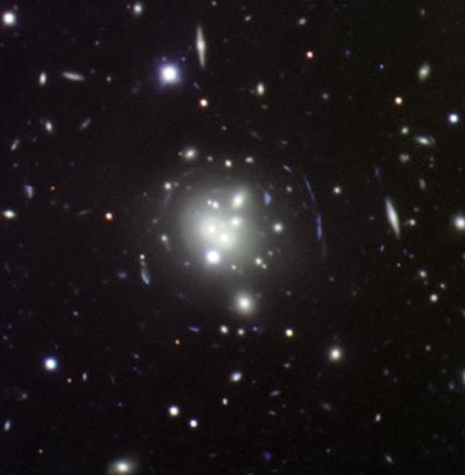 aglomerados de galáxias MS0440 02