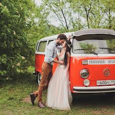 Wedding photographer Nadya Solnceva (photosolntse). Photo of 04.01.2017