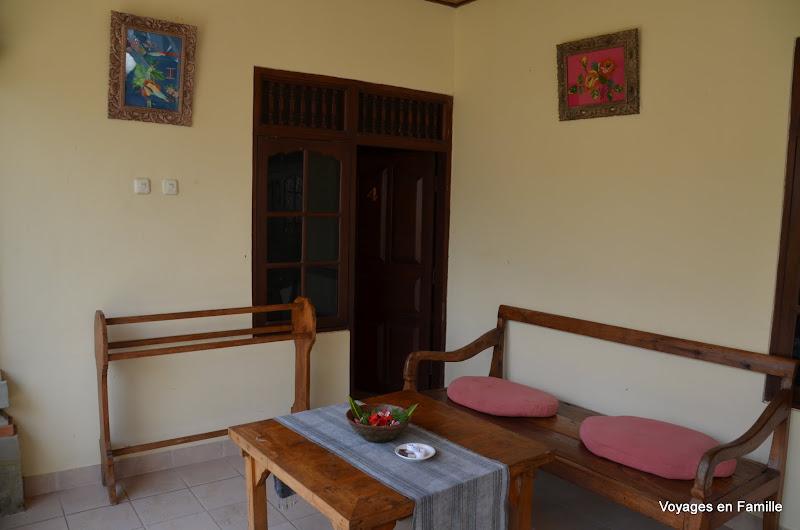 Lihat Sawah 1 - shared terrasse, budget rooms