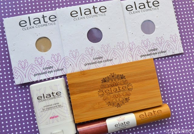 Elate Clean Cosmetics Earth Day Review FOTD (9)
