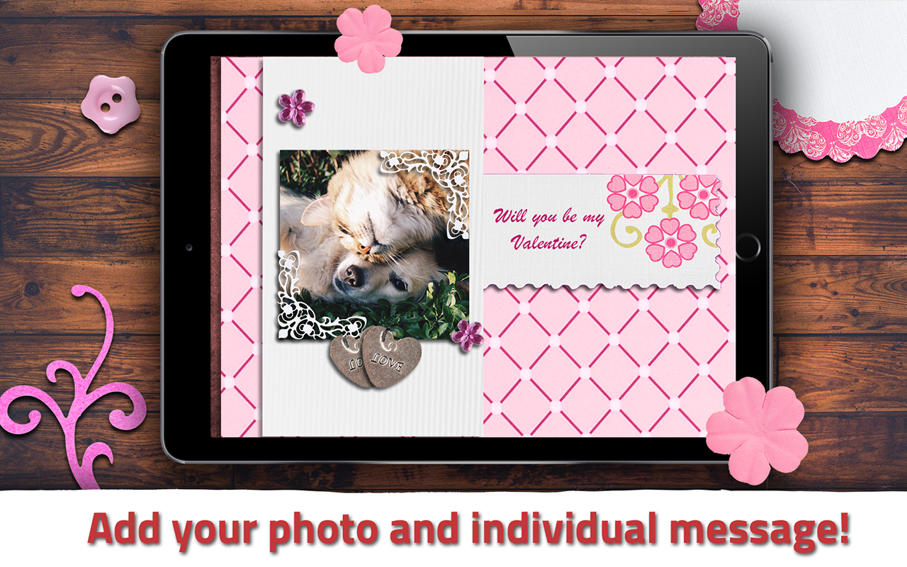 Digital Scrapbooking- screenshot
