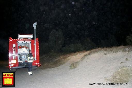 Bosbrand in de Overloonse bossen blijkt kampvuurtje te zijn  05-04-2013 (1).JPG