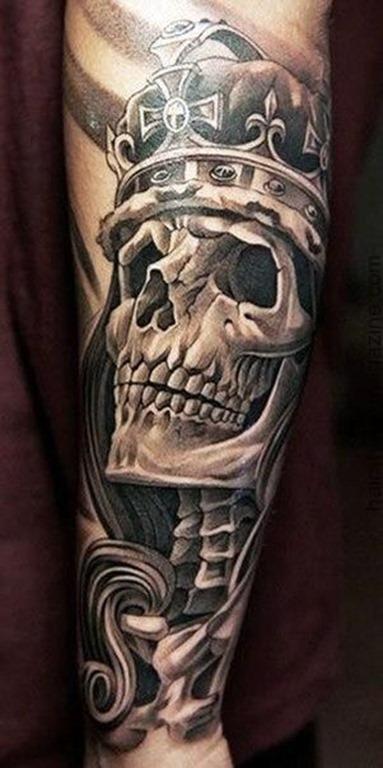 crnio_tatuagens_para_homens