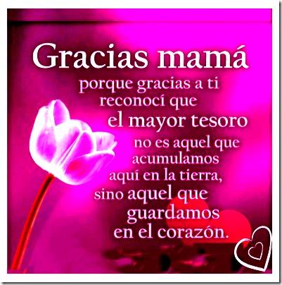 gracias mama