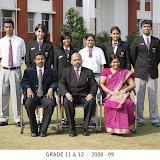 CLASS OF 2008-09