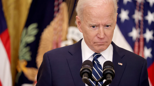 Report: Biden 'Exploring' A $3 Trillion Tax Hike To Fund Infrastructure, Climate Change Plan