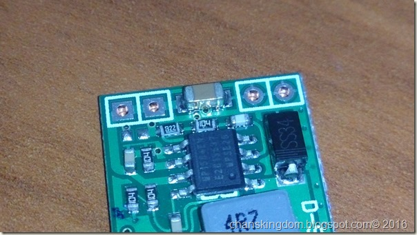 MP1584EN board closeup