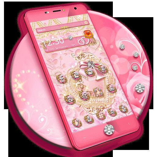 Pink Gold Diamond
