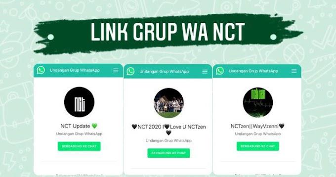 100+ Link Grup Whatsapp NCT NCTzen 2021