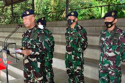 Komandan Lantamal V Berikan Arahan Serta Motivasi pada Para Pemuda Calon Taruna dan Tamtama TNI AL