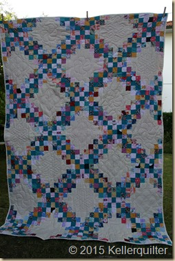 Quilt203-Irish Chain