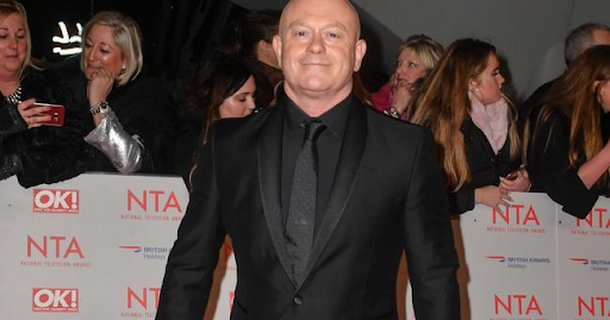 Ross Kemp praises Barbara Windsor for opening up about her Alzheimer's