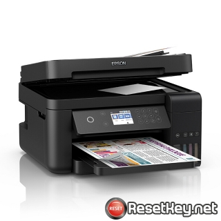How to reset Epson L6178 printer