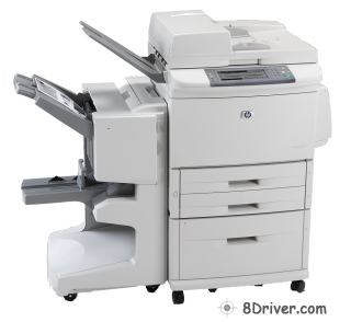 Free download HP LaserJet M9040/M9050 Printer drivers and setup