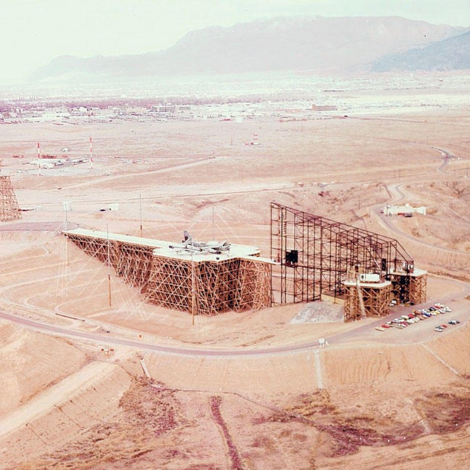 ATLAS-I: The Cold War-Era Facility That Tested The Effects of EMP on Military Aircraft