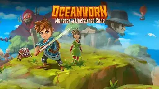 OceanHorn Mod V1.1.1 Apk Data