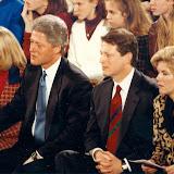 William Jefferson Clinton Presidential Inauguration 1993