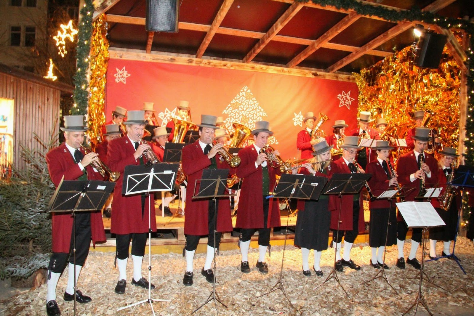 Weihnachtsmarkt Bregenz am 13.12.2014