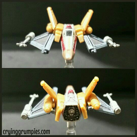 Ugly Ala-X interceptor modificado por Xela